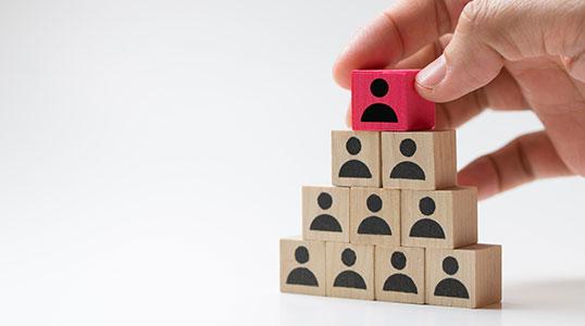 Open sollicitatie Upwijs Recruitment